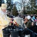 Liturghie Arhiereasca la praznicul Bobotezei