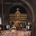 Biserica Buna Vestire - Naos