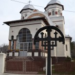 Parohia Priboienii de Sus - Biserica Buna Vestire