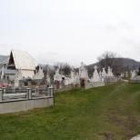 Cimitirul - Parohia Priboienii de Sus